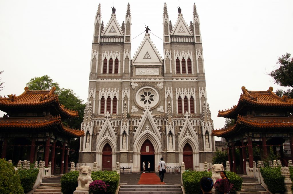 church of the saviour beijing
