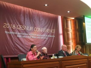 "Plenary session ""Religious Liberty Issues in China: The Case of The Church of Almighty God"""