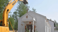Protestant Church Demolished in Xinxiang, Henan