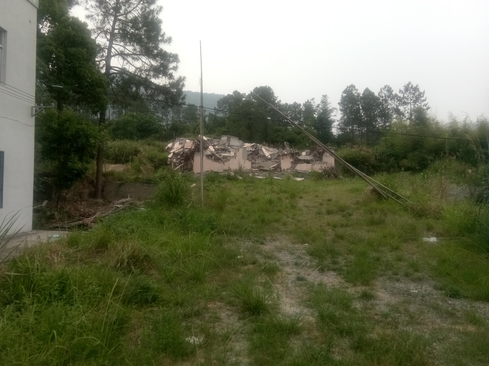 Three Self Church Demolished in Fujian_1