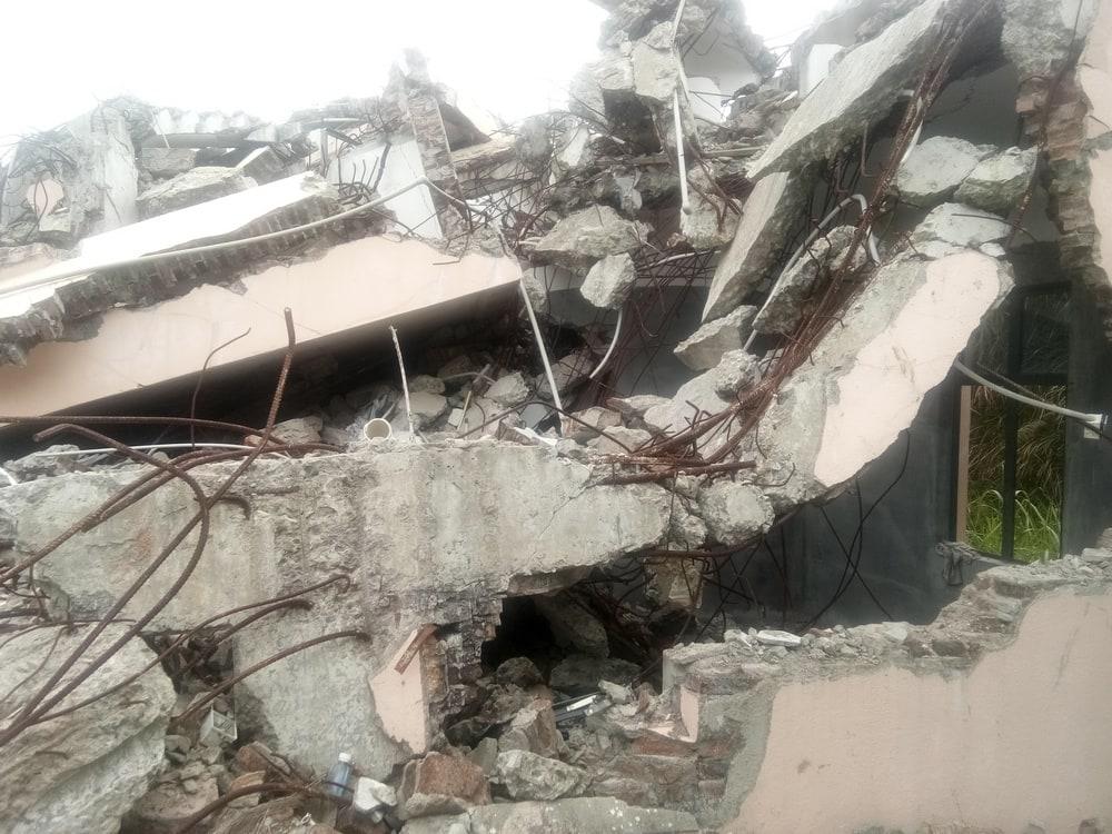 Three Self Church Demolished in Fujian_3