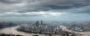 SkylineOfChongqing