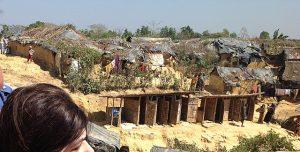 Cox's Bazaar Refugee Camp