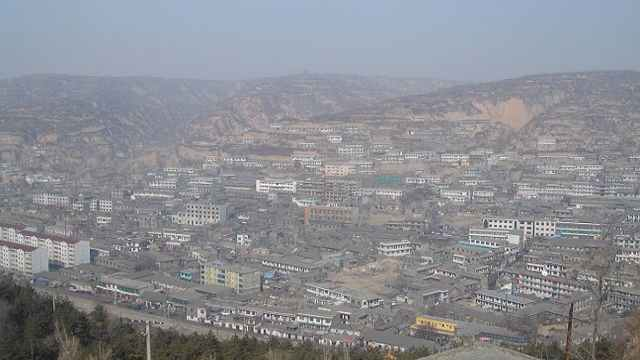 Linfen City, Shanxi