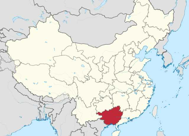 Guangxi_in_China