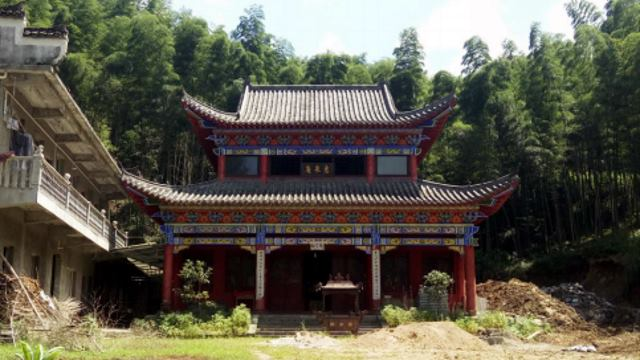 Huiquan Nunnery is closed. (The image is provided by an insider.)