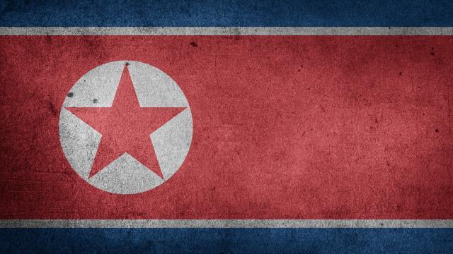 north-korea-flag