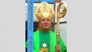 Bishop Joseph Han Zhihai