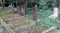 Officials Destroy Cemetery, TV News Says Villagers Approved