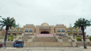 Sino-Arabic Cultural City Exhibition Center