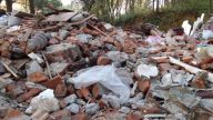 13-year-old Temple in Huangshi City Destroyed