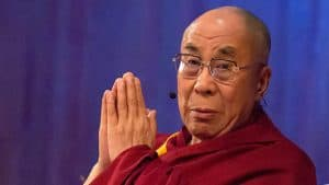 dalai lama interview