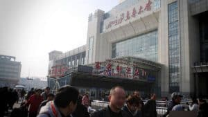 return to Xinjiang