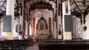 A Chinese Catholic church