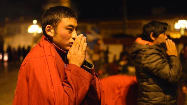 Tibetan believer