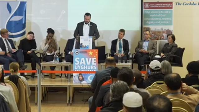 British Muslims Rally to the Uyghur Cause