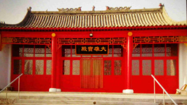 The original appearance of Puguang Temple
