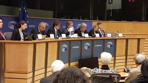 Euro parliament seminar on China