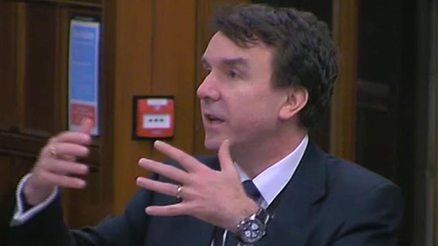 Andrew Griffiths MP for Burton