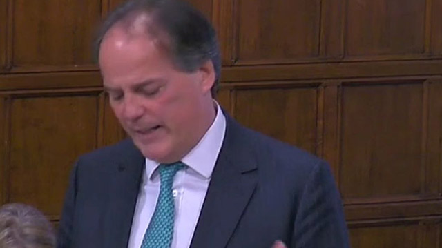 Mark Field Minister of State for the Foreign