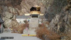 Liaoning Province Authorities Suppress Ancient Temples