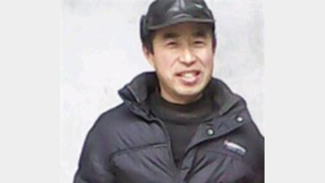 Liu Liu Junhua, one of the three CAG believers arrested on October 24, 2017