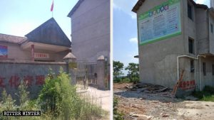 Over 350 Religious Sites Persecuted in One City