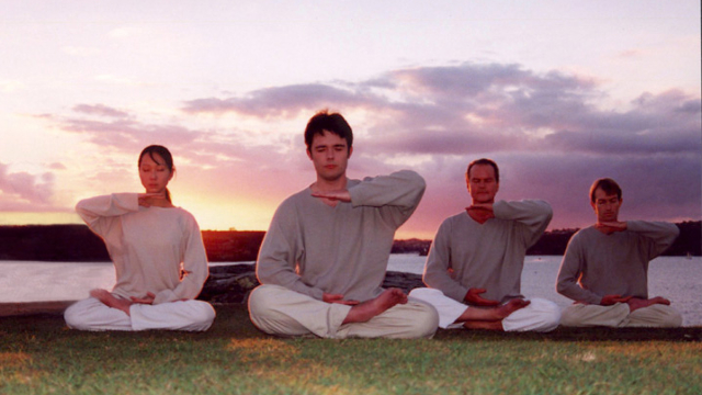 Falun Gong practitioners in Sydney, Australia