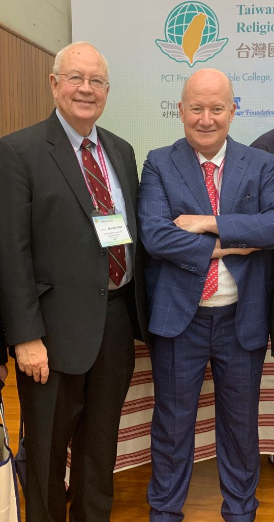 Former U.S. Solicitor General Ken Starr and Bitter Winter's Massimo Introvigne were among the speakers at the Taiwan Forum.