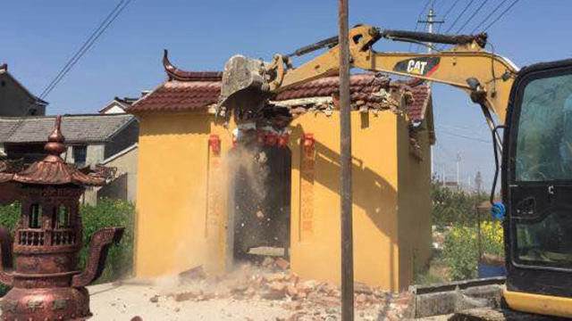 Crackdown on China's Folk Religions: 6,000 Temples Destroyed