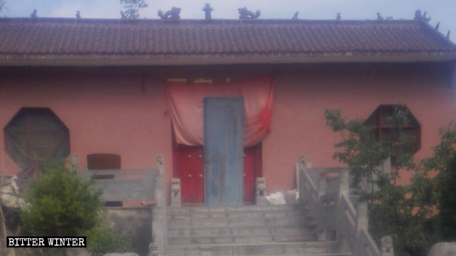 Imprisoned Taoist Deities: Relentless Crackdown on Temples Continues