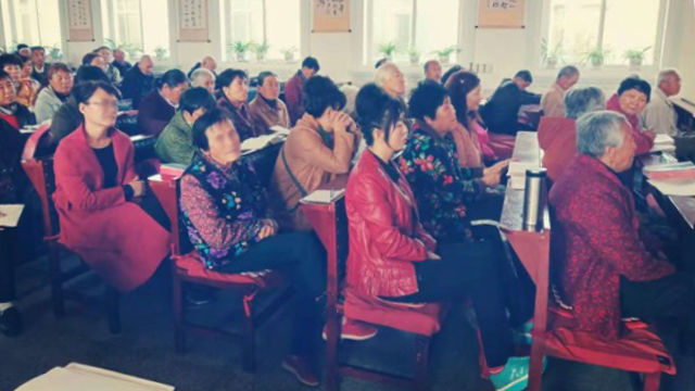 Three-Self church in Liaoning Province