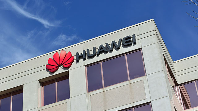 huawei and the military
